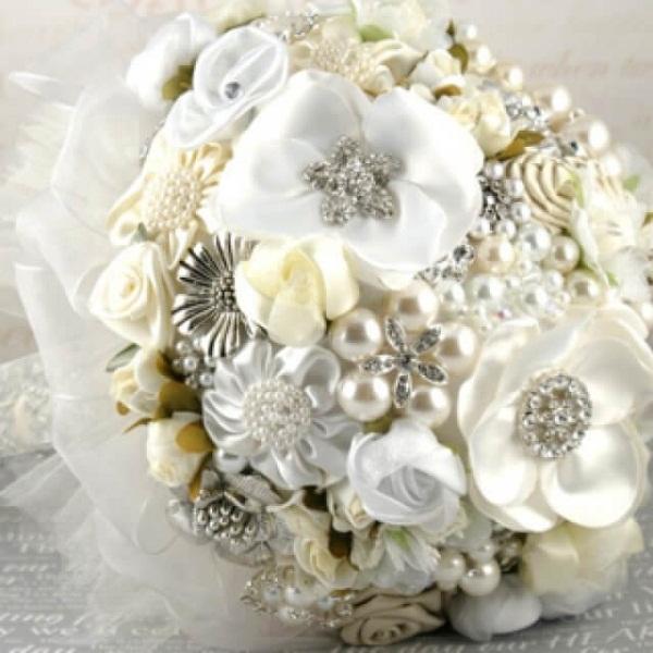 Bí quyết chọn hoa cưới theo phong cách nhóm nguyên tố Nước và Không khí