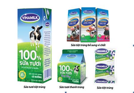 Giúp mẹ phân biệt sữa tiệt trùng và sữa thanh trùng