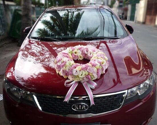 5 bước cơ bản để chọn được xe cưới ưng ý
