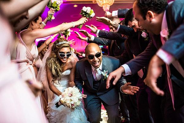 Nghi lễ tổ chức tiệc cưới nhỏ