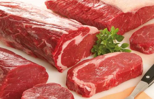 Thịt bò là nguồn cung cấp sắt cho mẹ và bé