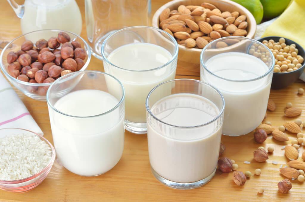 Mẹ đã biết gì nhiều về dinh dưỡng của sữa hạt?