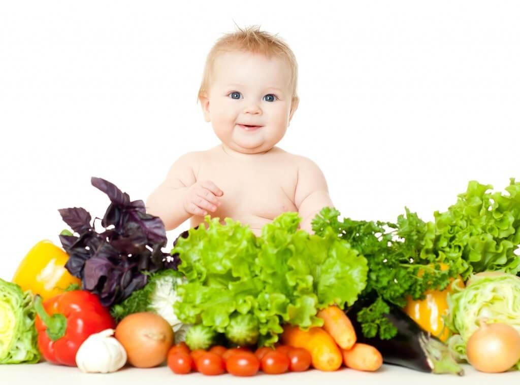 Thực phẩm giúp bé hết nóng trong người