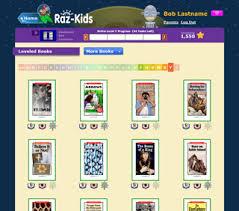 Chương trình Raz-Kids cho bé