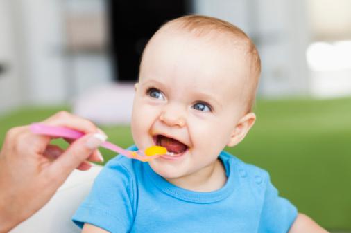 6 điểm chú ý khi cho trẻ ăn dặm bằng phương pháp ăn dặm kiểu Nhật