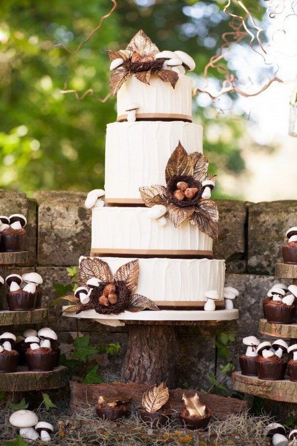 Bí quyết giúp bạn có một đám cưới kiểu thô mộc hoàn hảo nhất