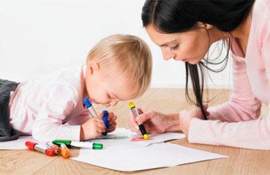 Sự hình thành tính cách và khả năng sáng tạo của bé