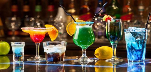 Cocktail - thức uống cho cảm xúc thăng hoa trong tiệc cưới