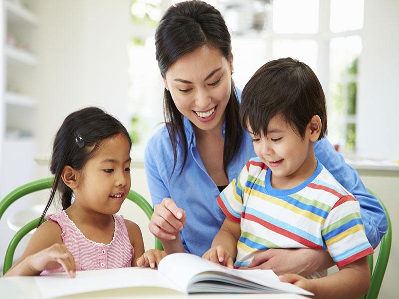 Bảo vệ tâm hồn của trẻ ở giai đoạn trước tuổi đi học