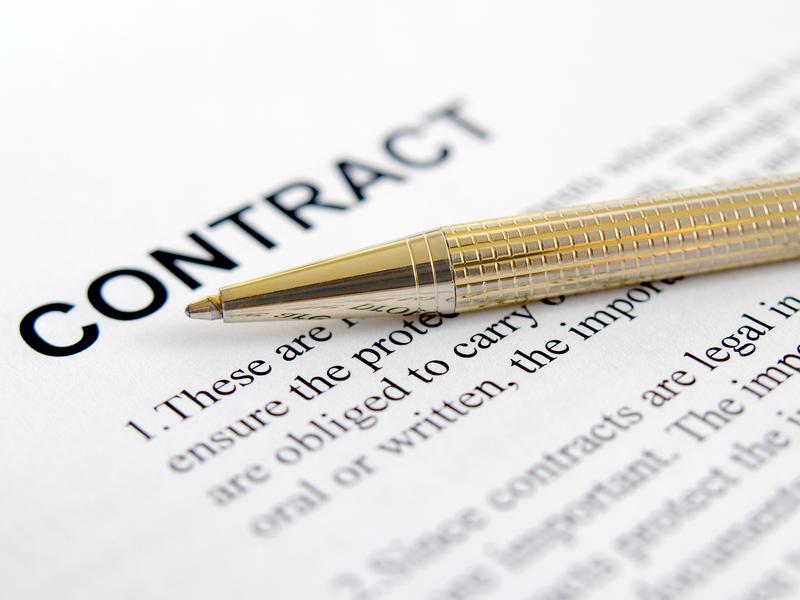 Bí quyết viết hợp đồng bằng tiếng Anh