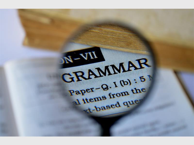Nắm vững ngữ pháp của tiếng Anh giúp bạn học tiếng Anh dễ dàng hơn