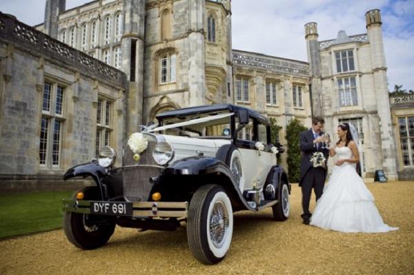 Đám cưới tại lâu đài Alnwick, Vương quốc Anh