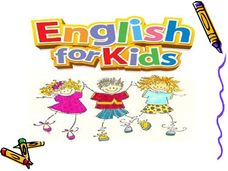 Chương trình dạy tiếng Anh cho trẻ em