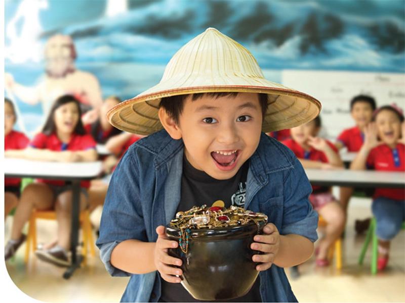Xác định mục tiêu học tiếng Anh cho trẻ