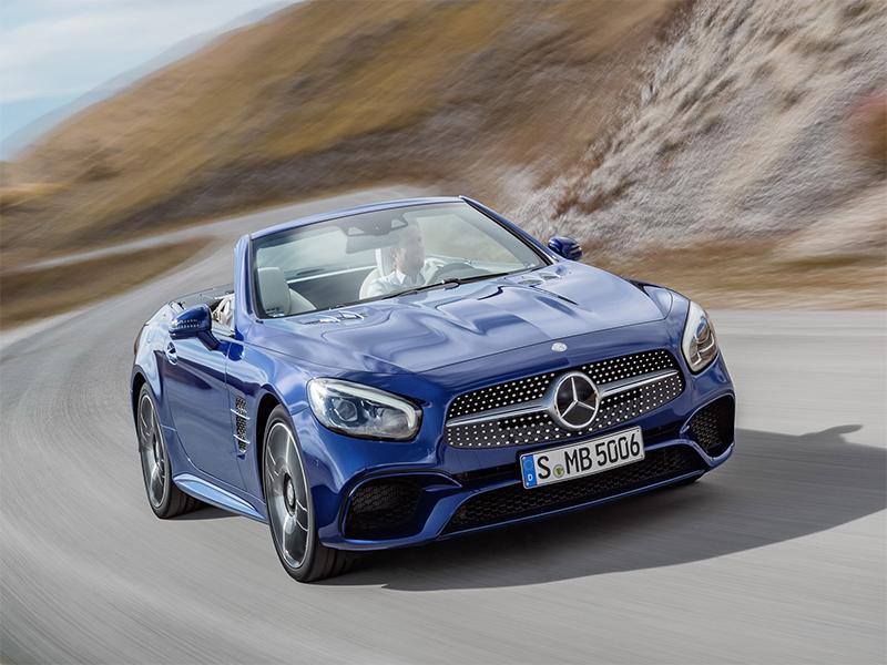 Top 5 xe ô tô thể thao cao cấp ấn tượng nhất
