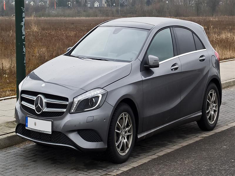 Xe sang cho giới trẻ của Mercedes-Benz – Cảm xúc trên từng chuyển động
