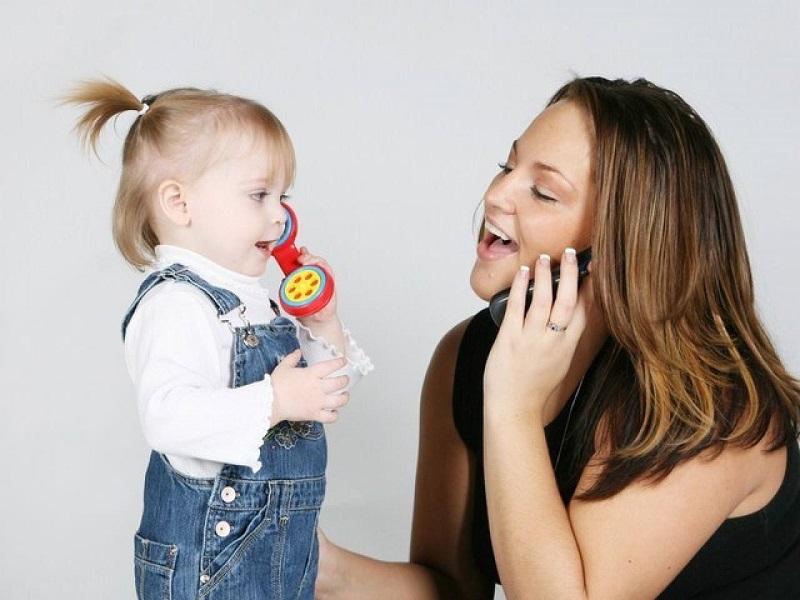Cách dạy con thông minh qua ngôn ngữ để gọi