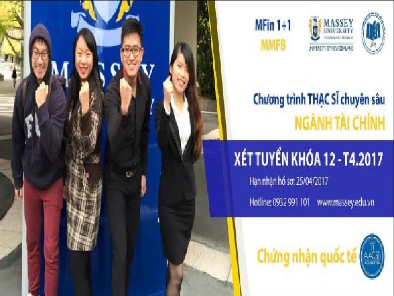 Học thạc sĩ kinh tế MFIN tại ISB