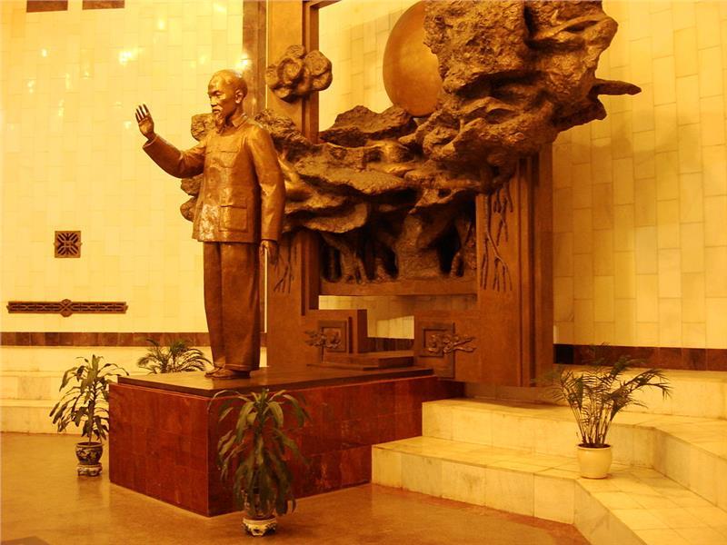 Ho Chi Minh Museum in Saigon